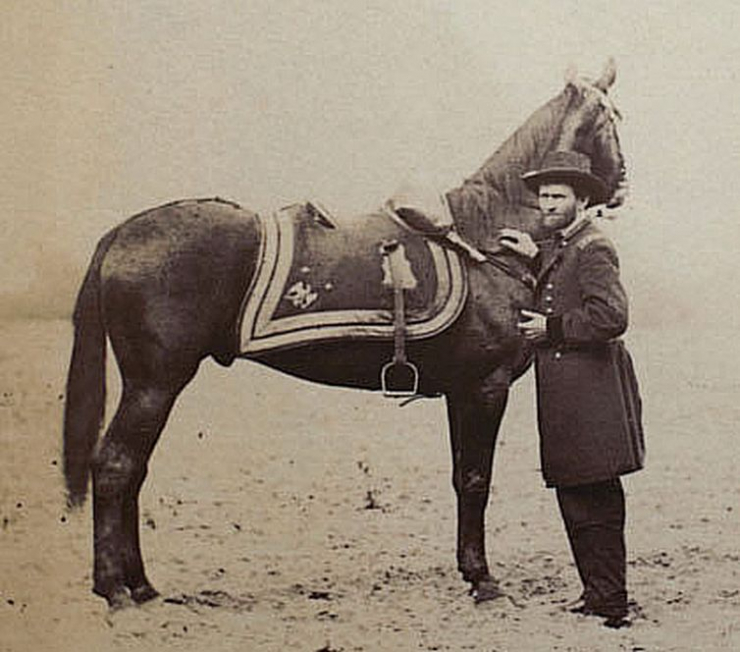 8 Notable Horses Behind Some Leading Historical Figures