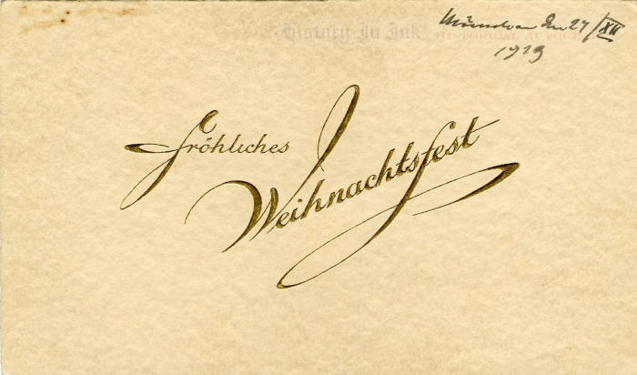 Adolf Hitler Autograph 1405001 Extremely Rare
