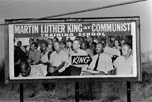 mlk as a communist: from history is a weapon, not my image