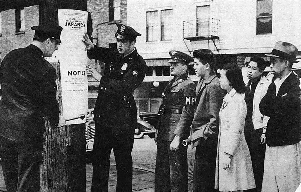 World War Ii Japanese American Internment Seattle King