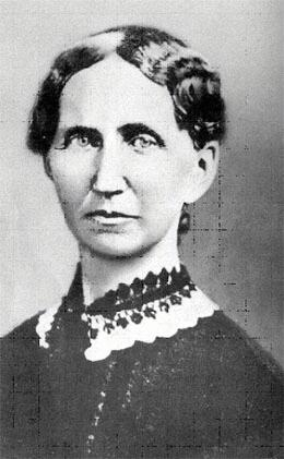 Walker Mary Richardson 1811 1897 Historylink Org