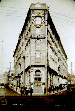 Occidental Hotel The Rise Fall Rise And Fall Of