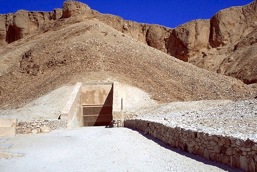 Egyptian Civilization Architecture Valley Of The Kings
