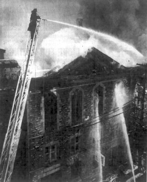 From above, the situation did not appear to be any better that winter. Source: Ottawa Journal, February 6, 1961, Page 21.