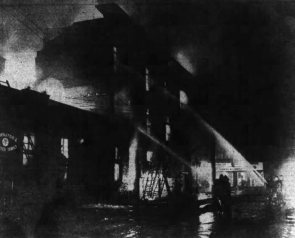 The fire took the wind out of Centretown's sails for a little. Source: Ottawa Journal, January 26, 1950.