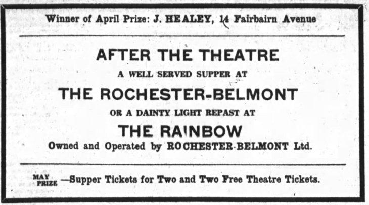 Source: Ottawa Journal, May 31, 1930, p. 13.