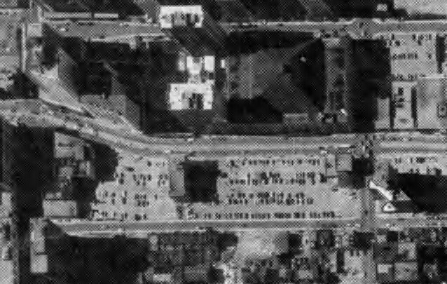 The contentious site in 1977: one of City Parking's numerous parking lots. Image: City of Toronto Archives, Series 12, Image 19, 1977.