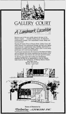 Ottawa Citizen, November 9, 1985, p. A9