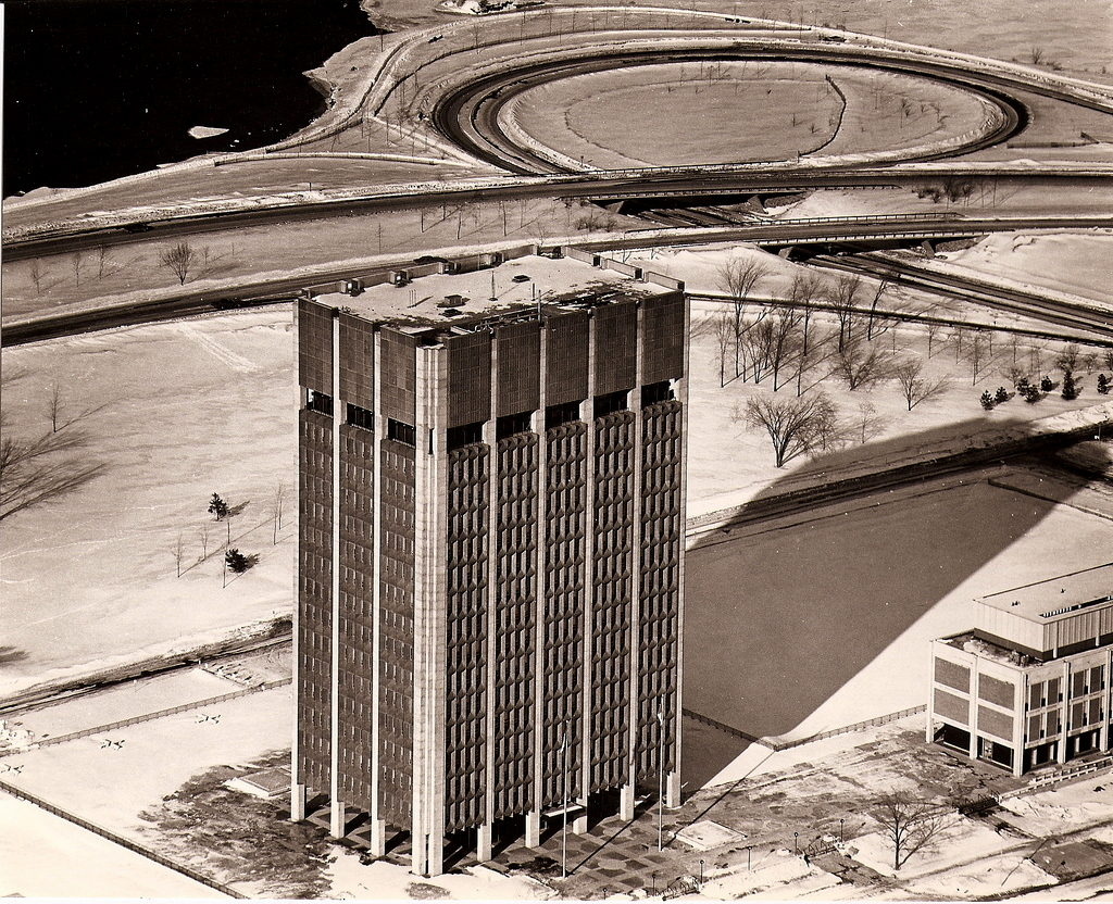 Architects in ottawa 1960 margins of history for Architecture 1960