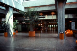 Interior, Phases I and II. August 1976. Image: Ted Grant / LAC Accession 1984-082 NPC Box TCS 00014 Item 25.