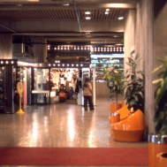 Interior, Phase I. 1975. Image: Public Works / LAC Accession 1984-082 NPC Box TCS 00041 Item 4-26.