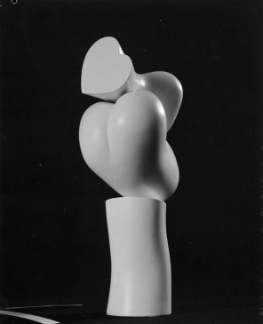 Sculpture Model. March 1974. Image: Hans Blohm / LAC Accession 1983-074 NPC, Box 05503, Item 2194-10.