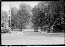 Jameson, looking south from King. Image: City of Toronto Archives, Fonds 200, Series 372, Subseries 58, Item 1698