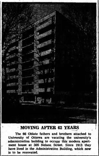Source: Ottawa Journal, July 19, 1966, p. 24.