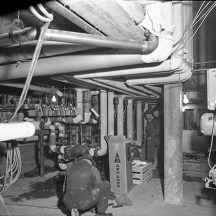 Construction continues. December 3, 1956. Image: City of Ottawa Archives CA042098.