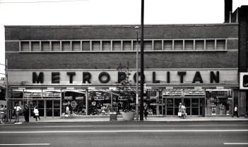 The Rideau Street Metropolitan store. Image: City of Ottawa Archives, Item CA023142.