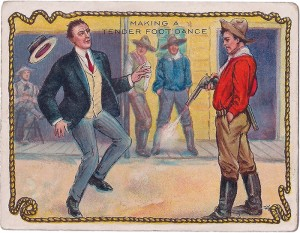 Cowboy Life In The Cards HistoryNet