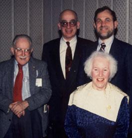 The History of Dermatology Society - Founders
