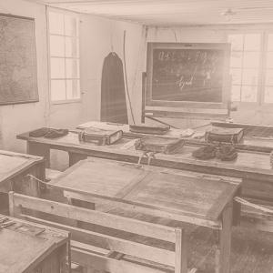 old classroom