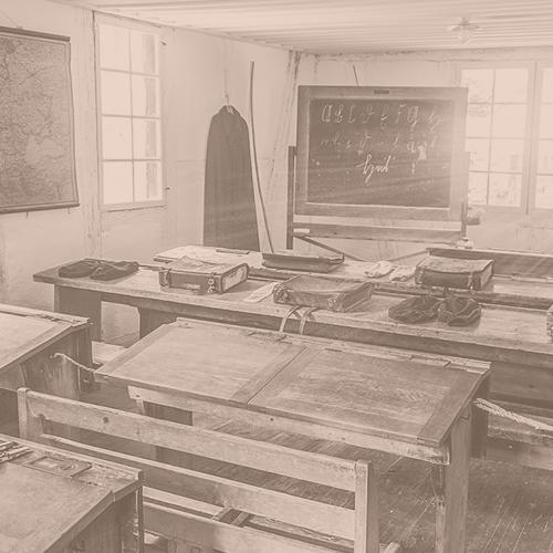 history of education classroom - Awards