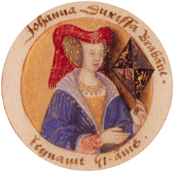 Joanna, Duchess of Brabant