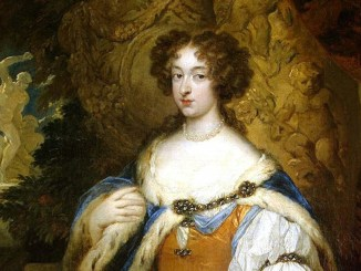 mary ii orange