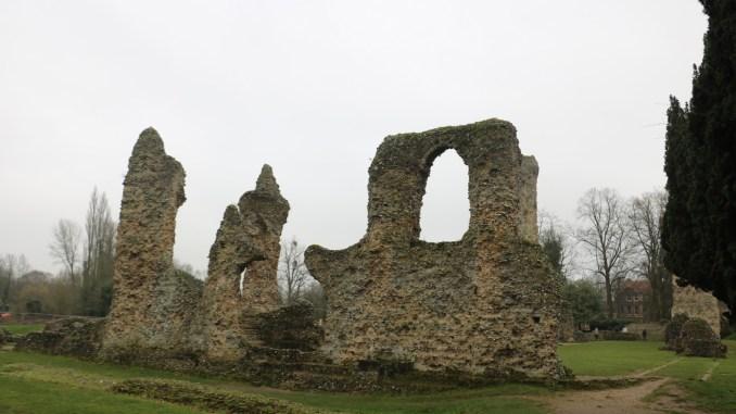 bury edmunds abbey