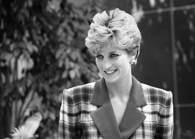 Diana Princess Of Wales A Queen Of People S Hearts History Of