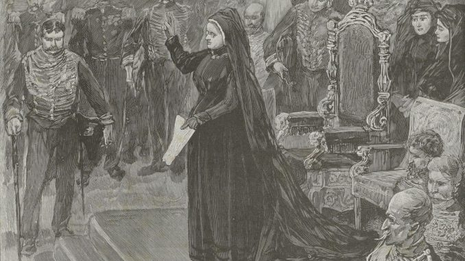 wilhelmina regent