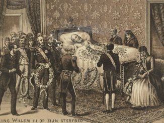 william deathbed