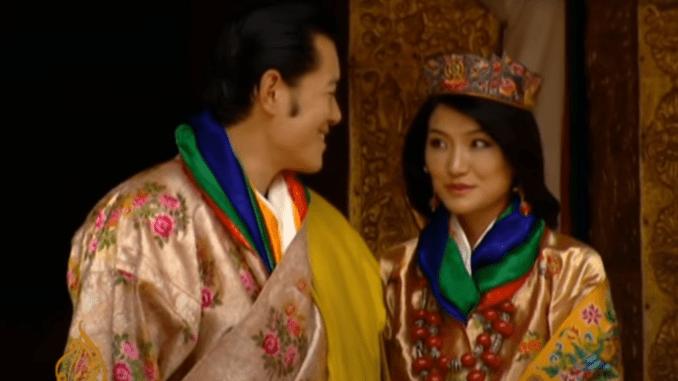 wedding bhutan