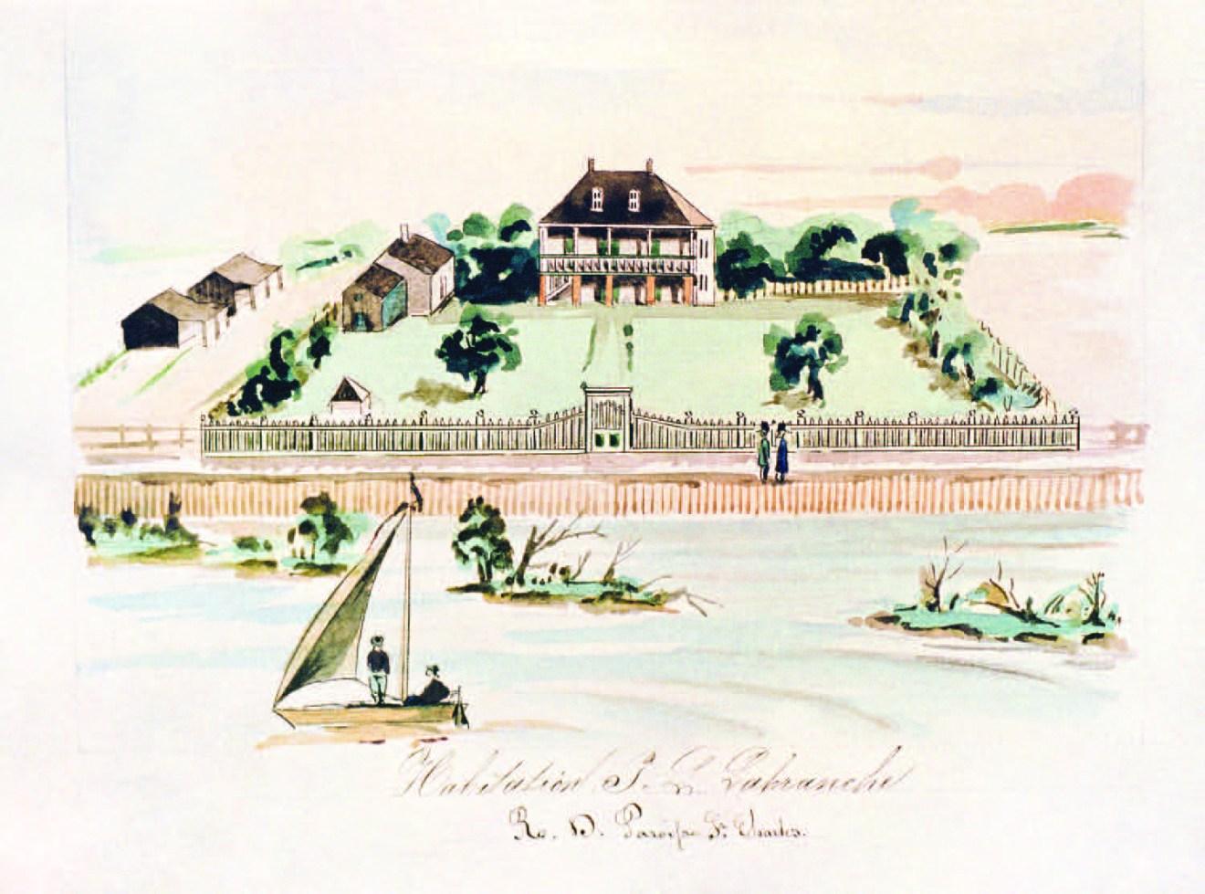 Judge Jean-Louis LaBranche Plantation