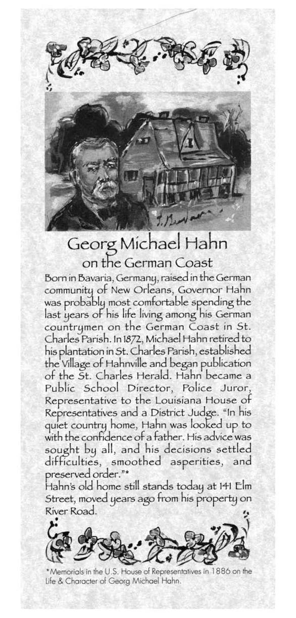 Georg Michael Hahn