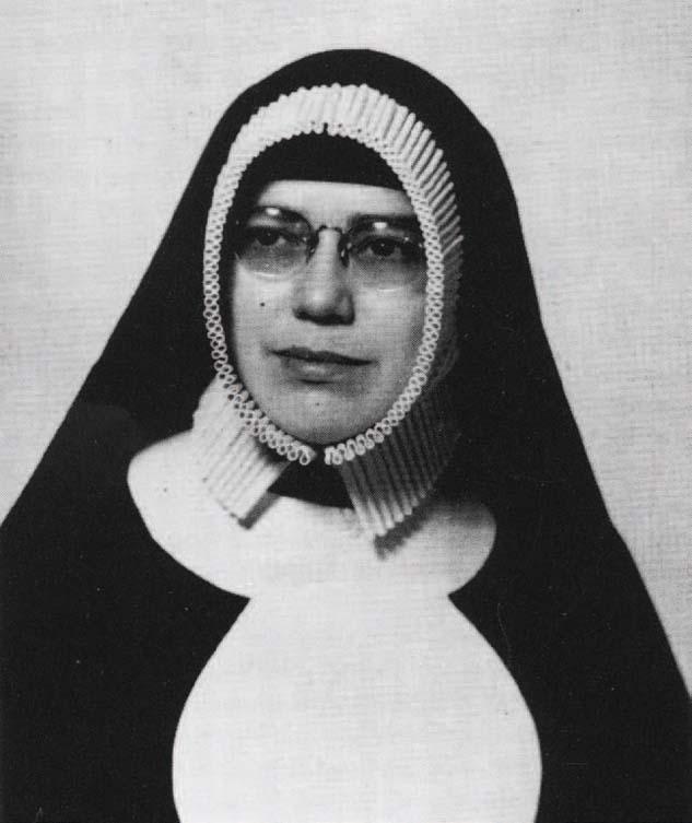 Sister M. Valerie