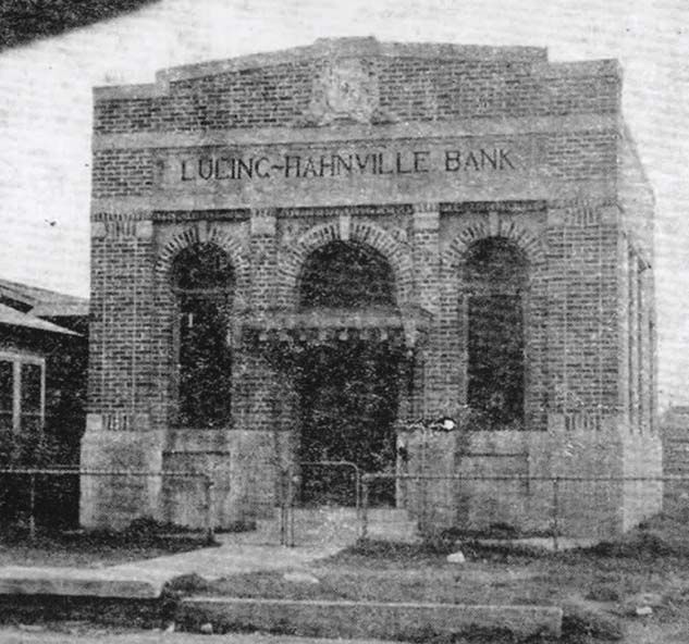 The Luling-Hahnville Bank