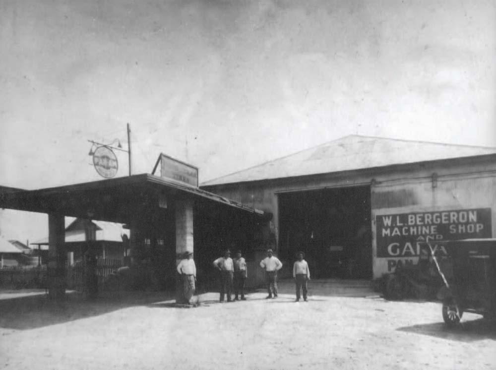 W. L. Bergeron Machine Shop