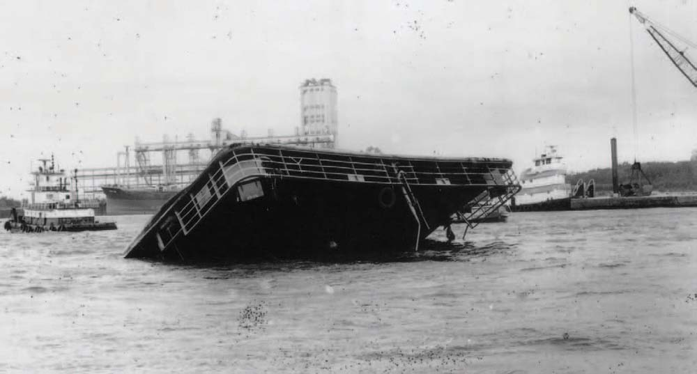 Luling/Destrehan Ferry Disaster