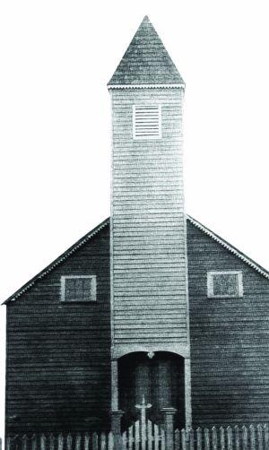 St. Mark Catholic Mission Chapel
