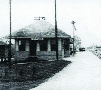 St. Rose Depot