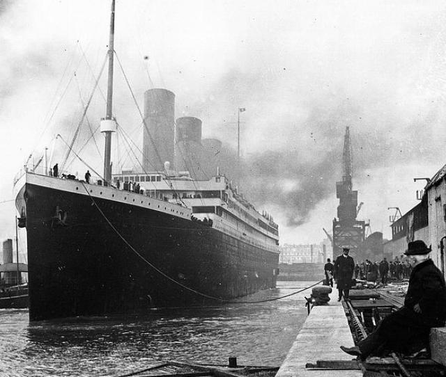 The Titanic Popular Articles