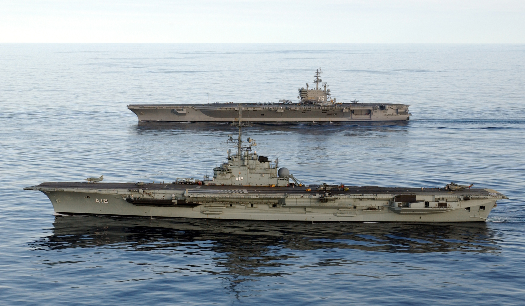 Russian Aircraft Carriers From The Cold War To Today