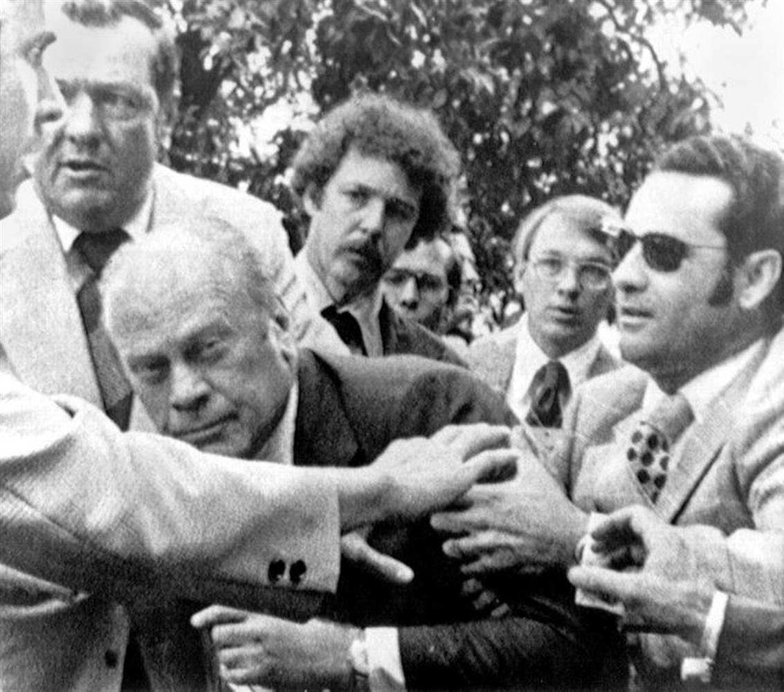 Gerald Ford Assassination Attempts