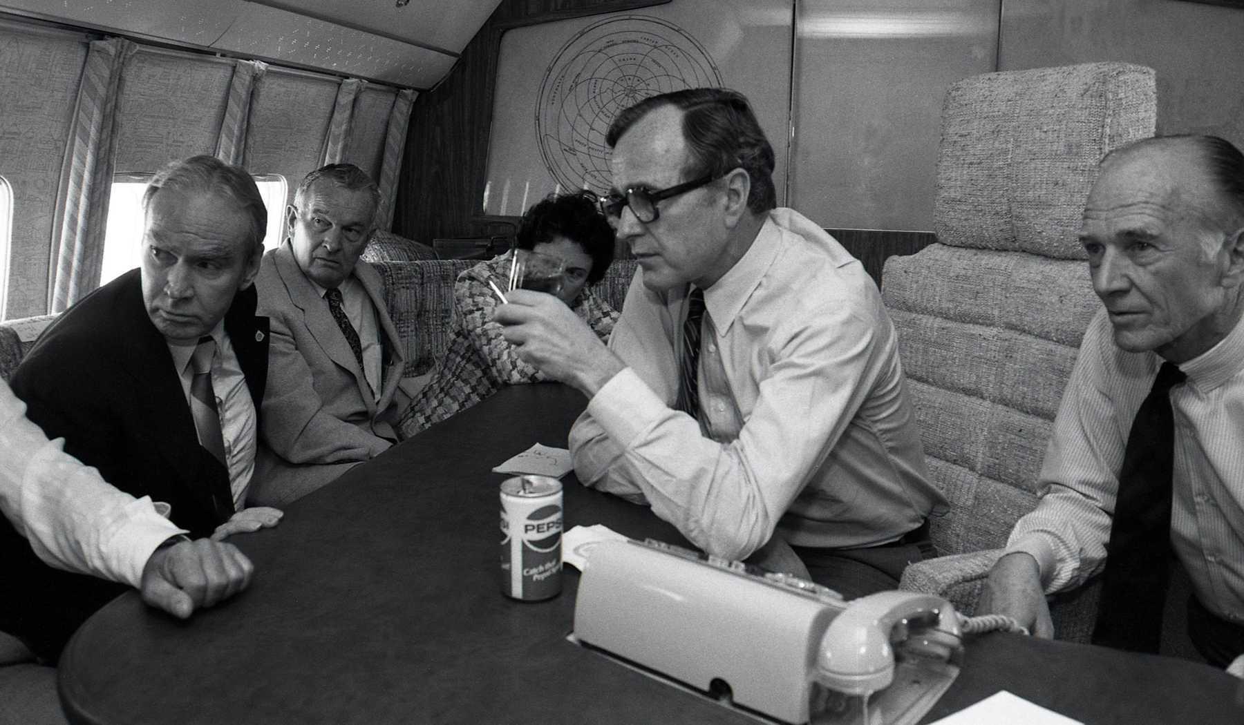 Leroy Johnson Threatening The President For The Gulf War