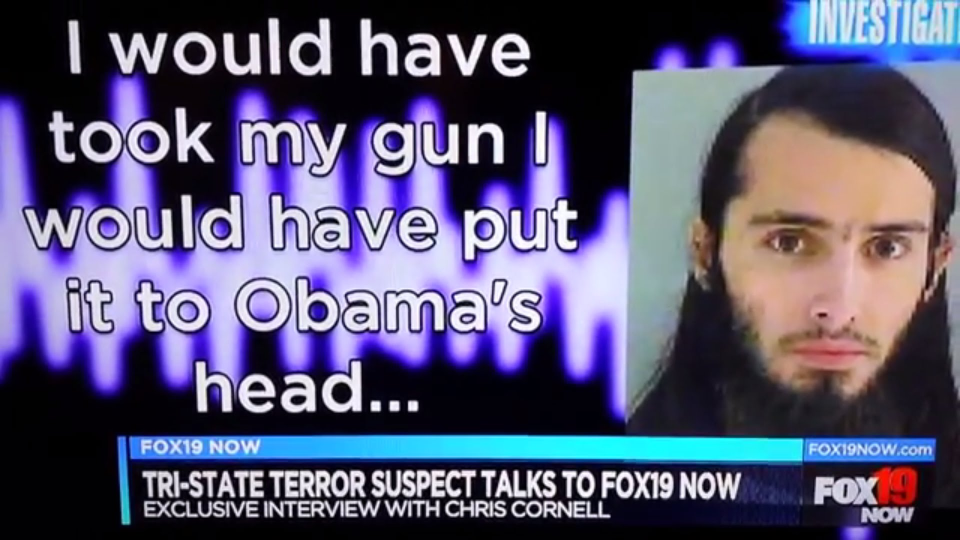 Obama Threats From Empty To Serious