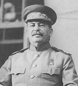 Josef Stalin, Obamas Role Model