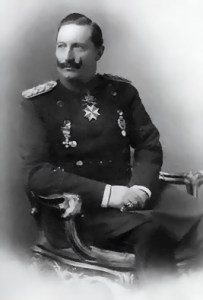Kaiser Wilhelm II and the Nazis