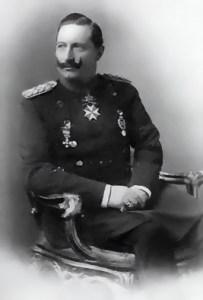 Kaiser Wilhelm II and the Nazis