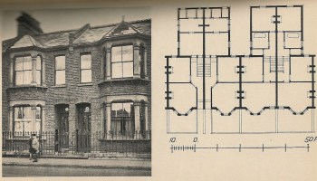 Houses In Fin De Siècle Britain Floor Plans And The Layouts Of Houses History Rhymes Nineteenth Century History