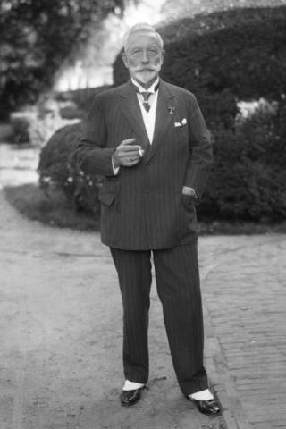 Kaiser Wilhelm II. in Exile