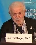 Siegfried Fred Singer (1924-)